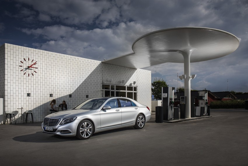 DRIVEN: W222 Mercedes-Benz S 500 Plug-in Hybrid Image #313176