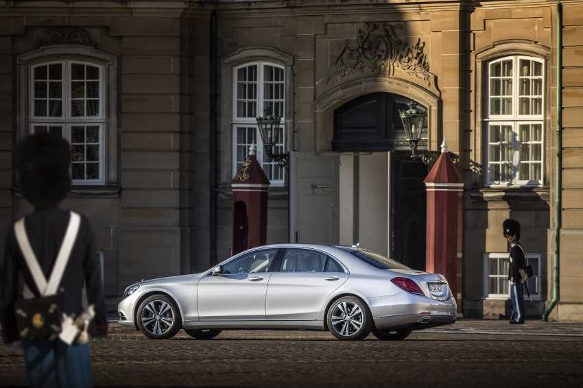 DRIVEN: W222 Mercedes-Benz S 500 Plug-in Hybrid Image #313178