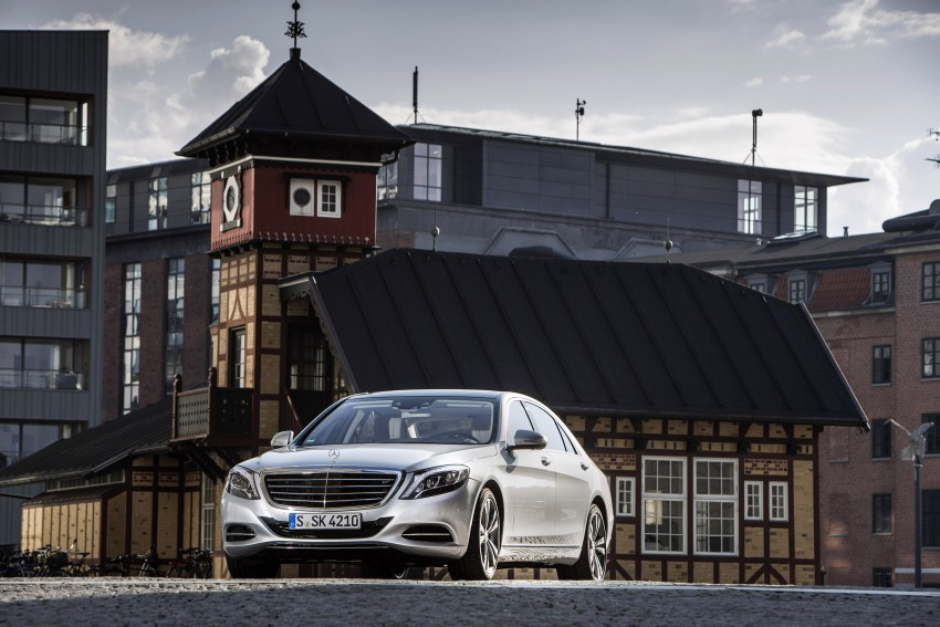 DRIVEN: W222 Mercedes-Benz S 500 Plug-in Hybrid Image #313180