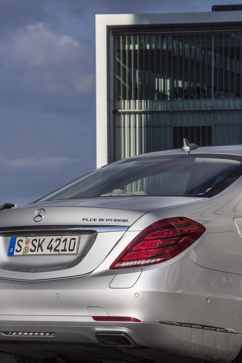 DRIVEN: W222 Mercedes-Benz S 500 Plug-in Hybrid Image #313181