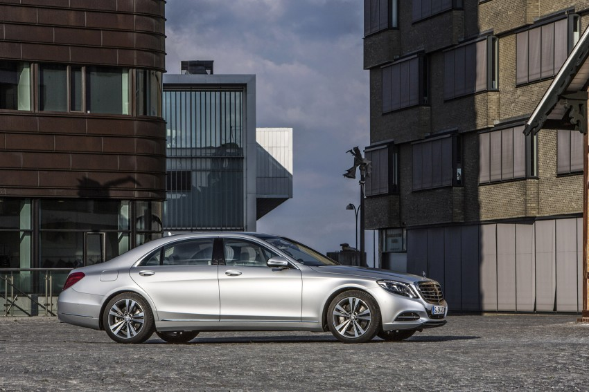 DRIVEN: W222 Mercedes-Benz S 500 Plug-in Hybrid Image #313182