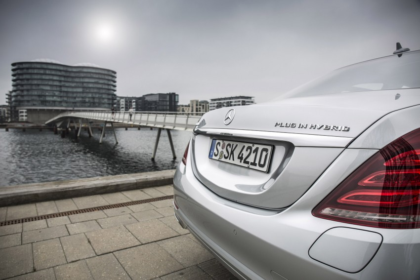 DRIVEN: W222 Mercedes-Benz S 500 Plug-in Hybrid Image #313185