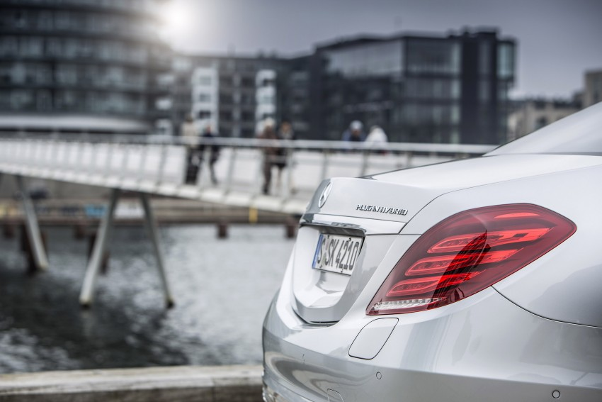 DRIVEN: W222 Mercedes-Benz S 500 Plug-in Hybrid Image #313187