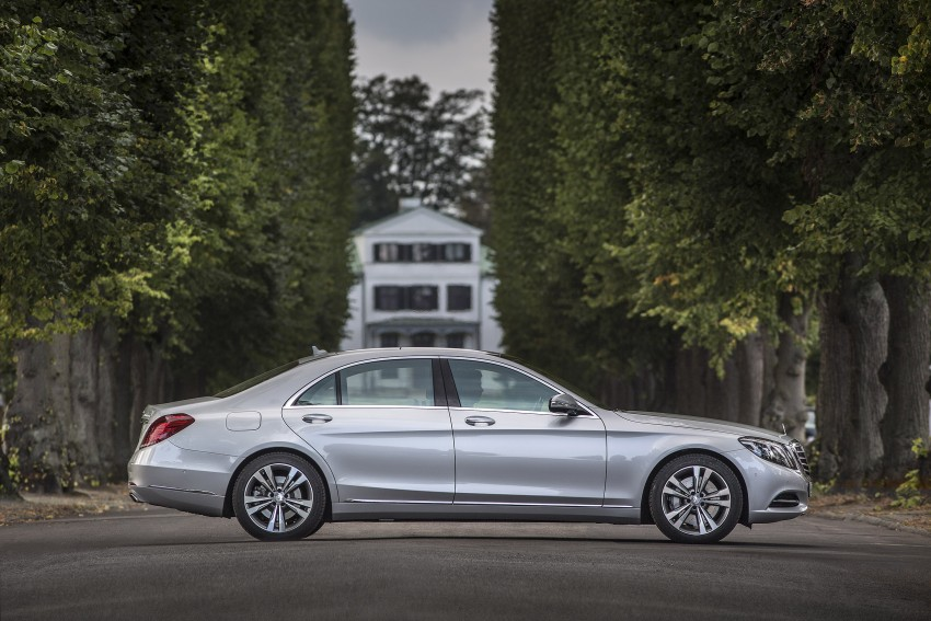 DRIVEN: W222 Mercedes-Benz S 500 Plug-in Hybrid Image #313188