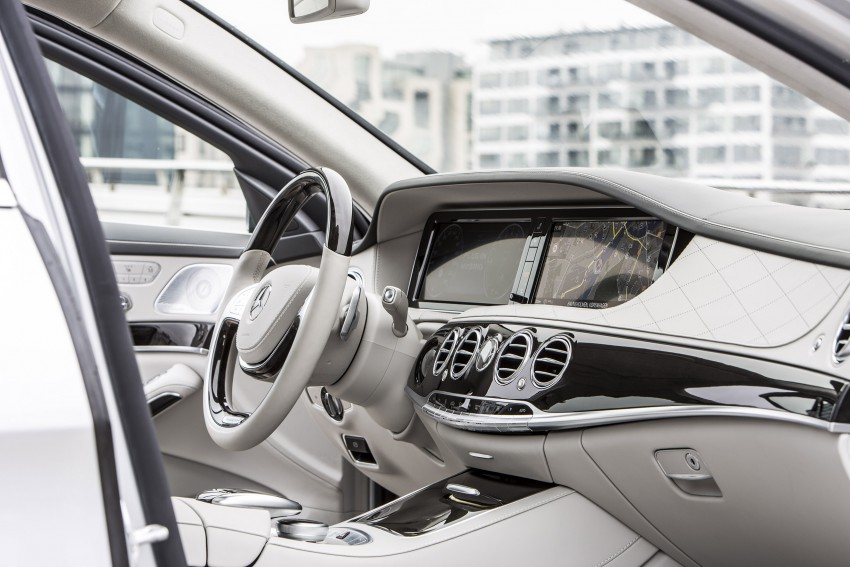 DRIVEN: W222 Mercedes-Benz S 500 Plug-in Hybrid Image #313189