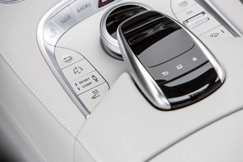 DRIVEN: W222 Mercedes-Benz S 500 Plug-in Hybrid Image #313190