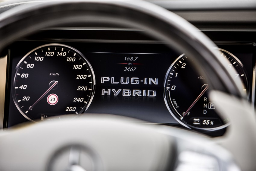DRIVEN: W222 Mercedes-Benz S 500 Plug-in Hybrid Image #313191