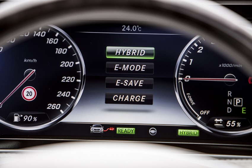 DRIVEN: W222 Mercedes-Benz S 500 Plug-in Hybrid Image #313193