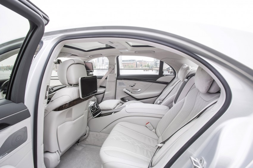 DRIVEN: W222 Mercedes-Benz S 500 Plug-in Hybrid Image #313194