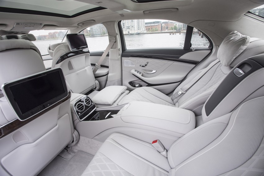 DRIVEN: W222 Mercedes-Benz S 500 Plug-in Hybrid Image #313196