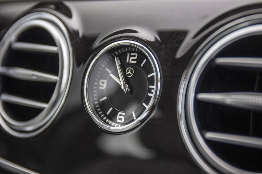 DRIVEN: W222 Mercedes-Benz S 500 Plug-in Hybrid Image #313197