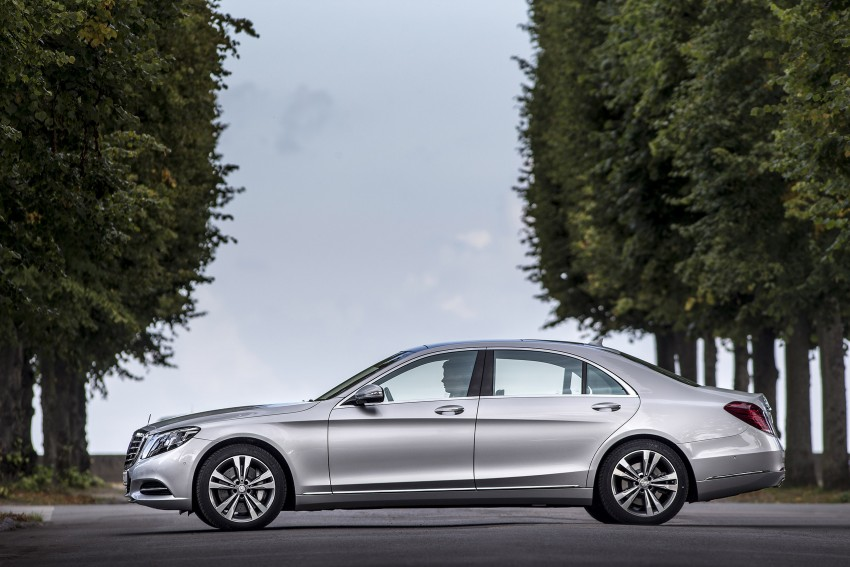 DRIVEN: W222 Mercedes-Benz S 500 Plug-in Hybrid Image #313200