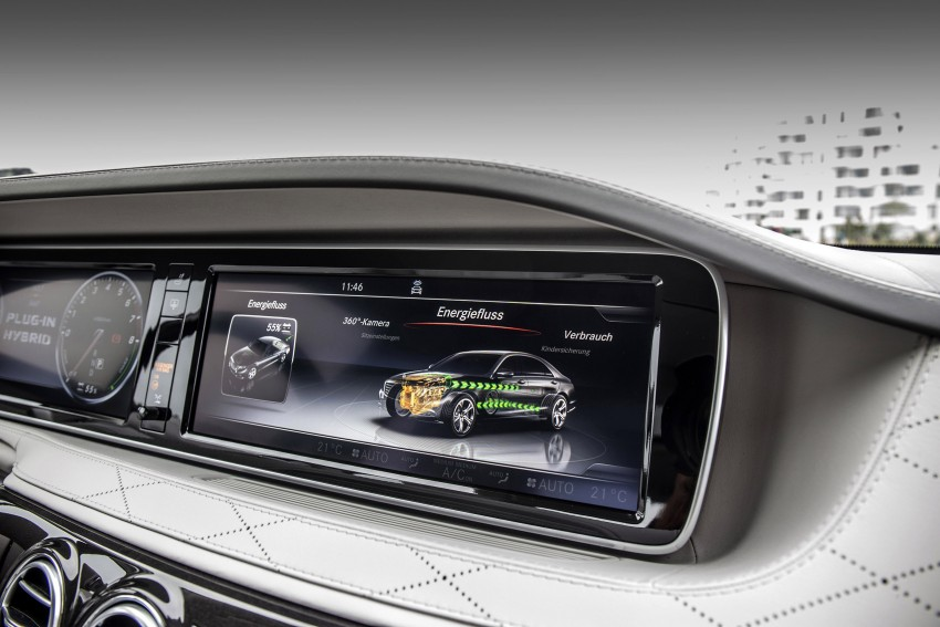 DRIVEN: W222 Mercedes-Benz S 500 Plug-in Hybrid Image #313202