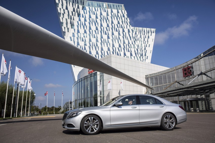 DRIVEN: W222 Mercedes-Benz S 500 Plug-in Hybrid Image #313207