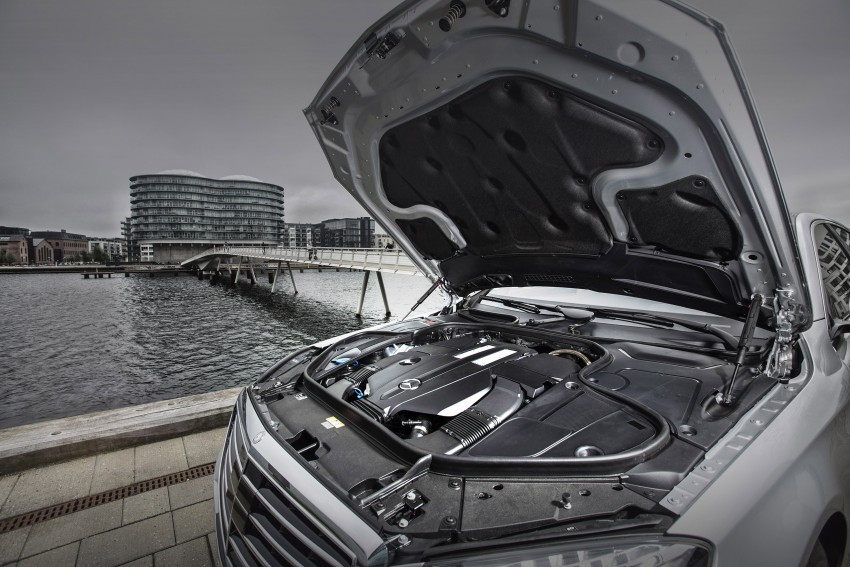DRIVEN: W222 Mercedes-Benz S 500 Plug-in Hybrid Image #313208