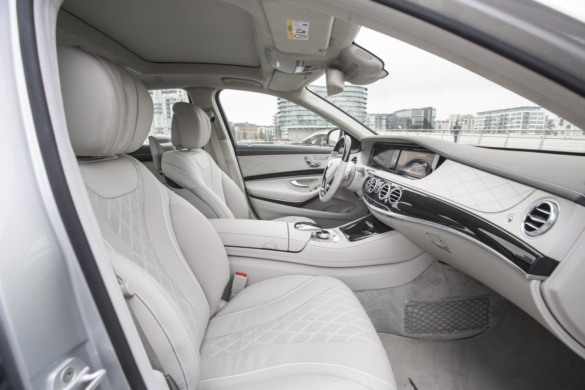 DRIVEN: W222 Mercedes-Benz S 500 Plug-in Hybrid Image #313209