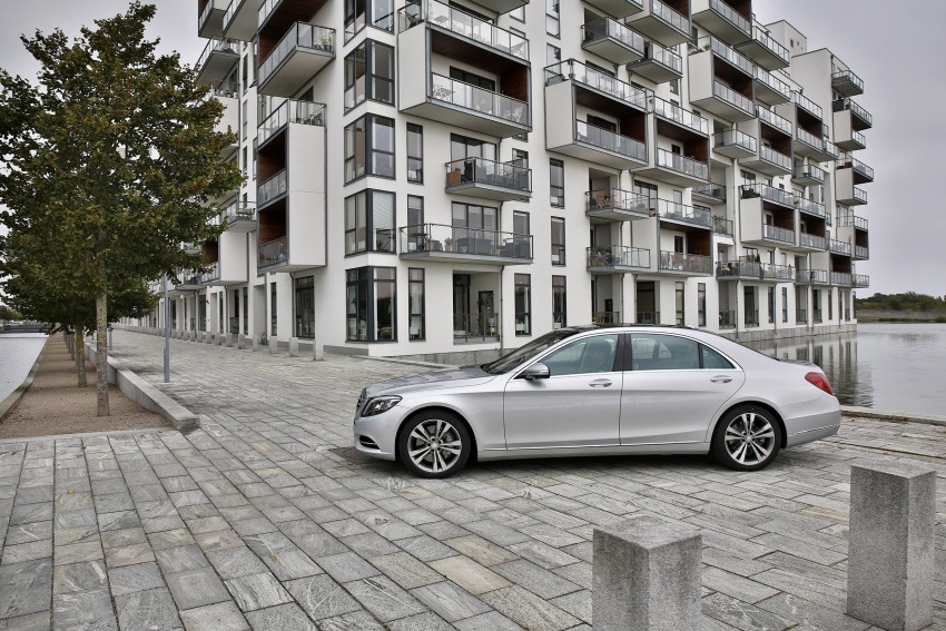 DRIVEN: W222 Mercedes-Benz S 500 Plug-in Hybrid Image #313211