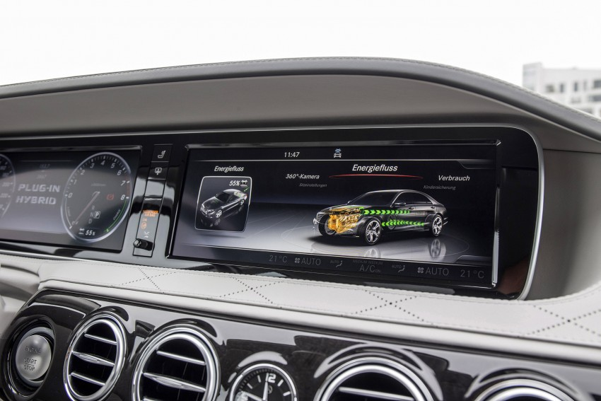 DRIVEN: W222 Mercedes-Benz S 500 Plug-in Hybrid Image #313218