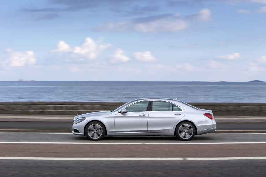 DRIVEN: W222 Mercedes-Benz S 500 Plug-in Hybrid Image #313219