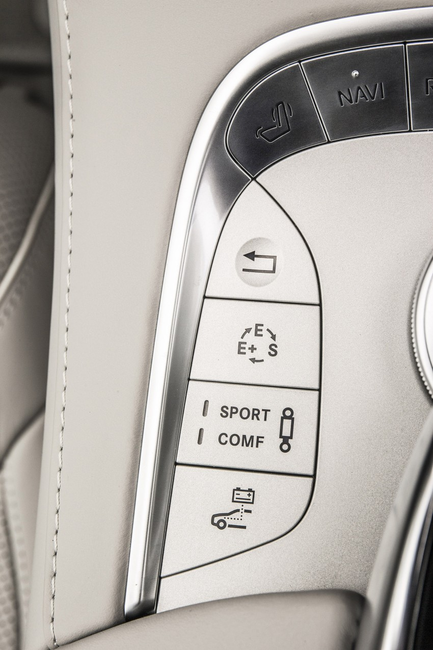 DRIVEN: W222 Mercedes-Benz S 500 Plug-in Hybrid Image #313222
