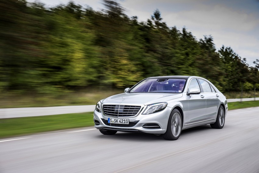 DRIVEN: W222 Mercedes-Benz S 500 Plug-in Hybrid Image #313224