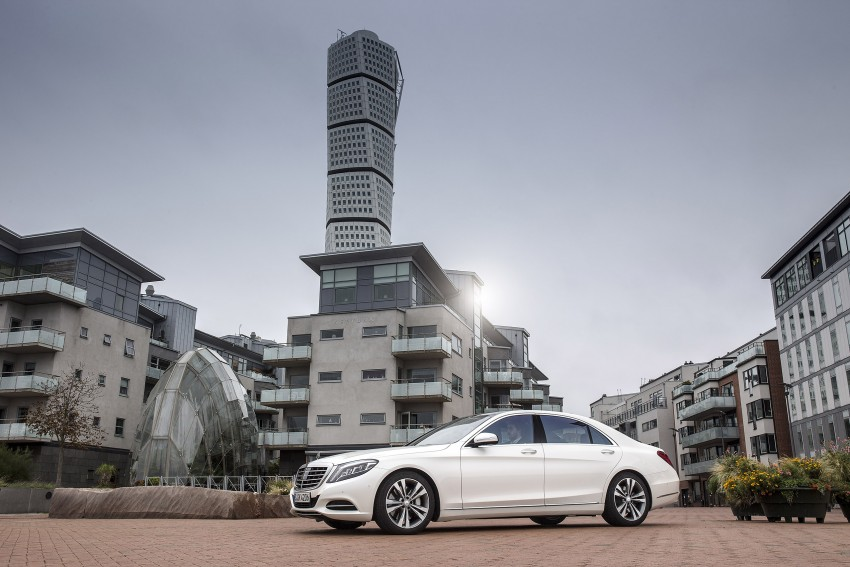 DRIVEN: W222 Mercedes-Benz S 500 Plug-in Hybrid Image #313230