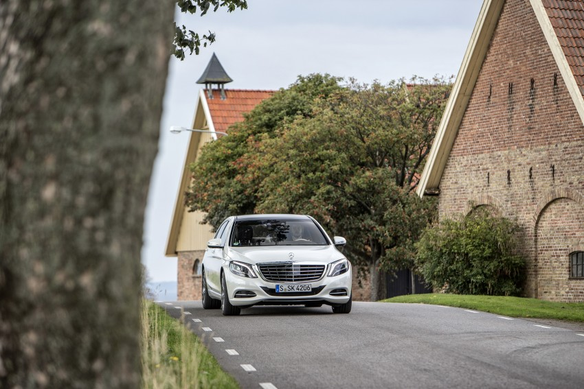 DRIVEN: W222 Mercedes-Benz S 500 Plug-in Hybrid Image #313231
