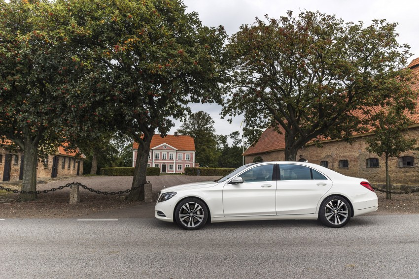 DRIVEN: W222 Mercedes-Benz S 500 Plug-in Hybrid Image #313234