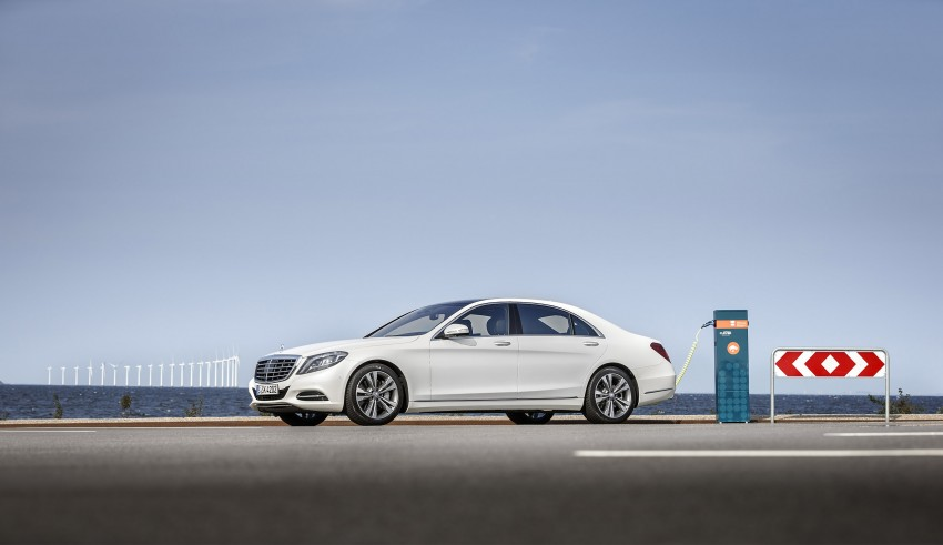 DRIVEN: W222 Mercedes-Benz S 500 Plug-in Hybrid Image #313235