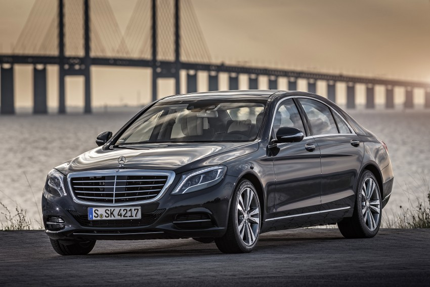 DRIVEN: W222 Mercedes-Benz S 500 Plug-in Hybrid Image #313237