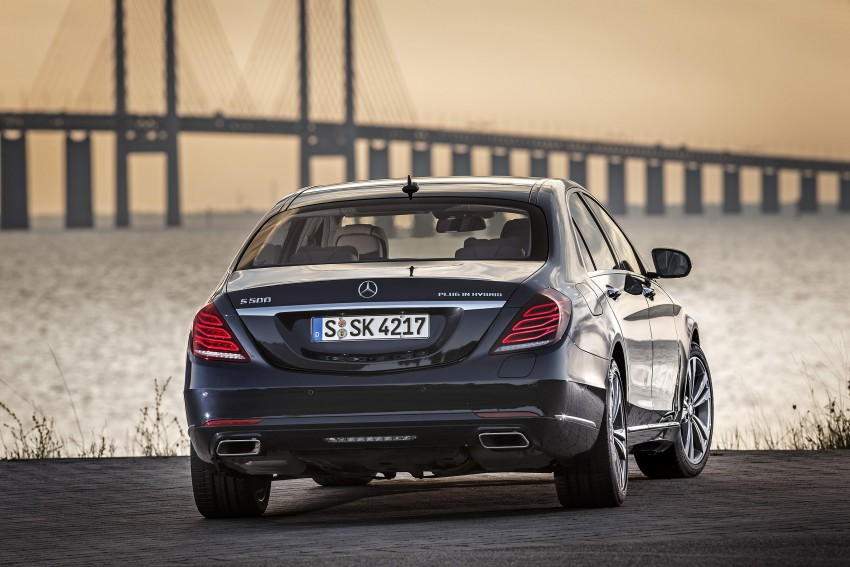 DRIVEN: W222 Mercedes-Benz S 500 Plug-in Hybrid Image #313238