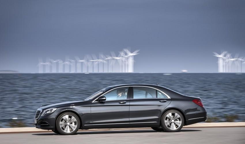 DRIVEN: W222 Mercedes-Benz S 500 Plug-in Hybrid Image #313239