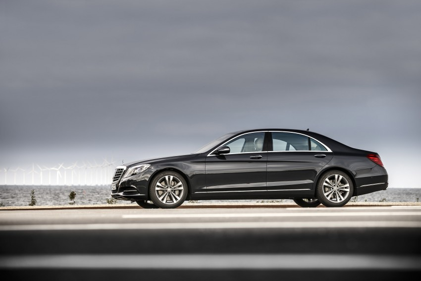 DRIVEN: W222 Mercedes-Benz S 500 Plug-in Hybrid Image #313240