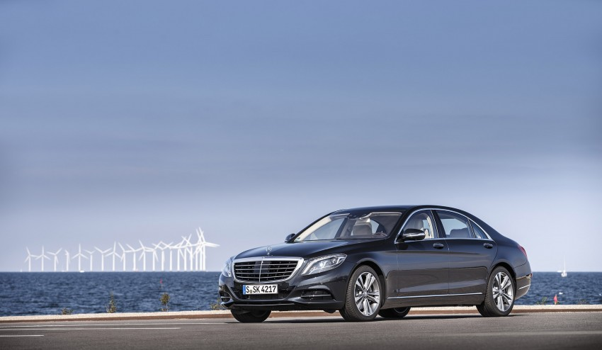 DRIVEN: W222 Mercedes-Benz S 500 Plug-in Hybrid Image #313241