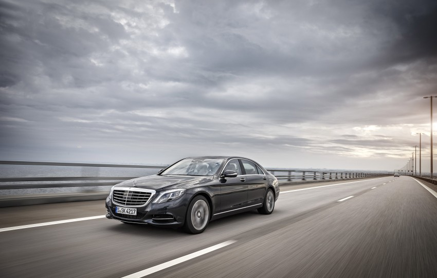 DRIVEN: W222 Mercedes-Benz S 500 Plug-in Hybrid Image #313244