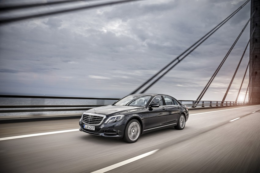 DRIVEN: W222 Mercedes-Benz S 500 Plug-in Hybrid Image #313246