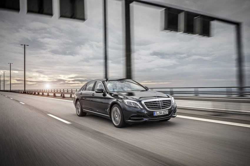 DRIVEN: W222 Mercedes-Benz S 500 Plug-in Hybrid Image #313247