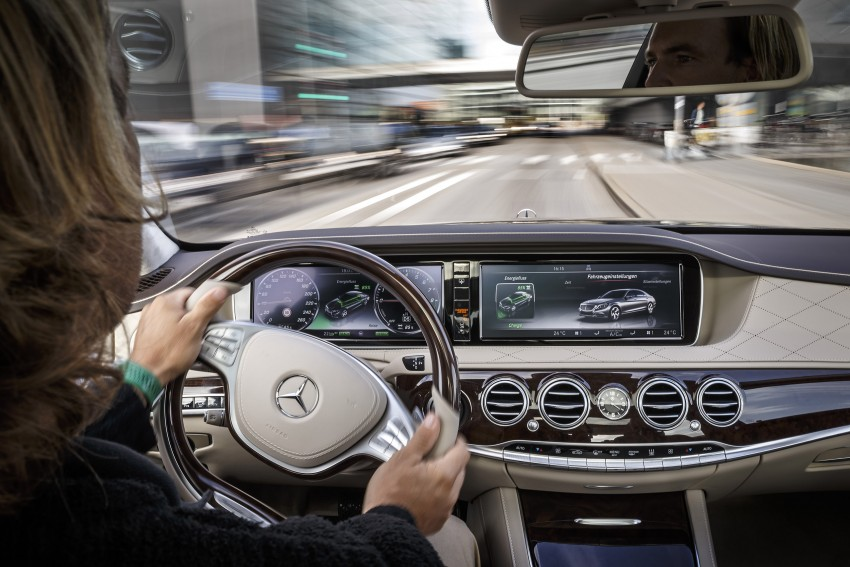 DRIVEN: W222 Mercedes-Benz S 500 Plug-in Hybrid Image #313250