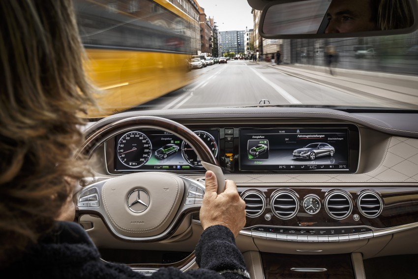 DRIVEN: W222 Mercedes-Benz S 500 Plug-in Hybrid Image #313251