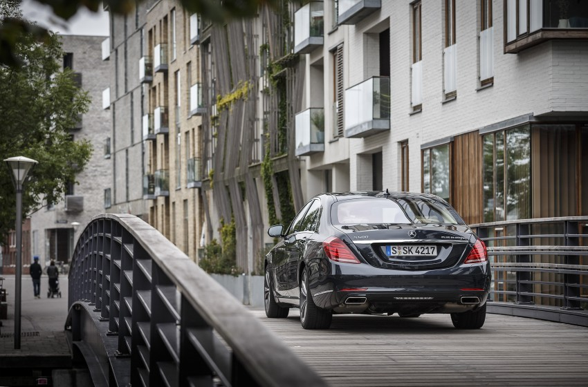 DRIVEN: W222 Mercedes-Benz S 500 Plug-in Hybrid Image #313254