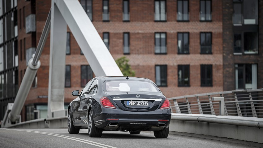 DRIVEN: W222 Mercedes-Benz S 500 Plug-in Hybrid Image #313256
