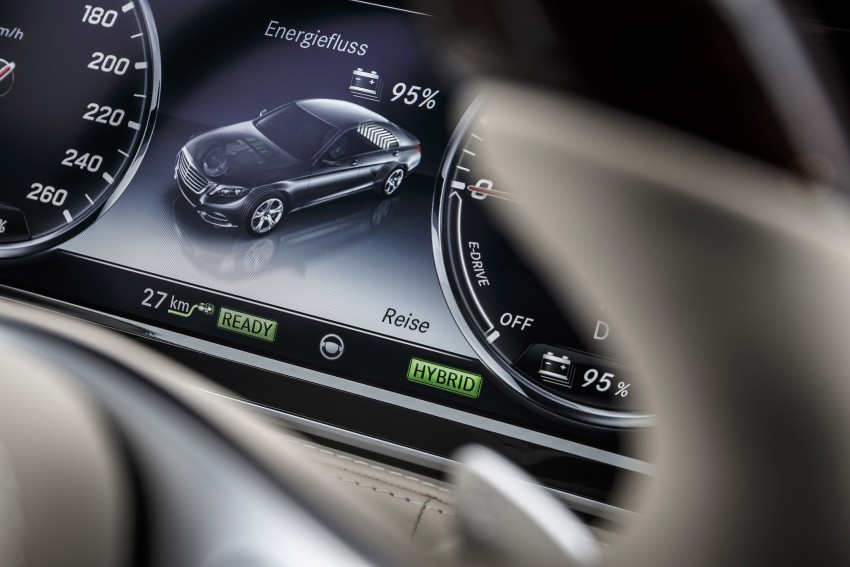 DRIVEN: W222 Mercedes-Benz S 500 Plug-in Hybrid Image #313263