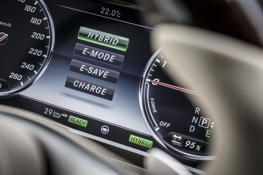 DRIVEN: W222 Mercedes-Benz S 500 Plug-in Hybrid Image #313264