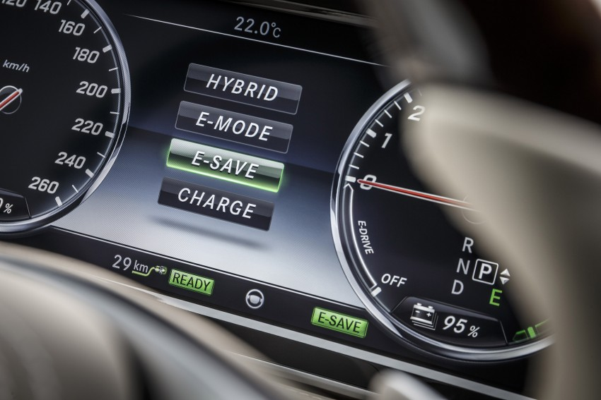 DRIVEN: W222 Mercedes-Benz S 500 Plug-in Hybrid Image #313267