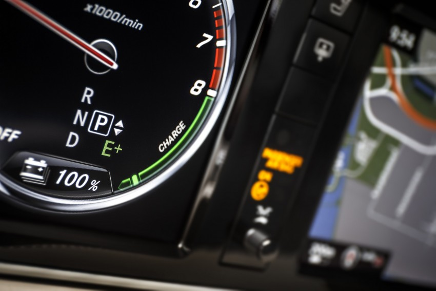 DRIVEN: W222 Mercedes-Benz S 500 Plug-in Hybrid Image #313268