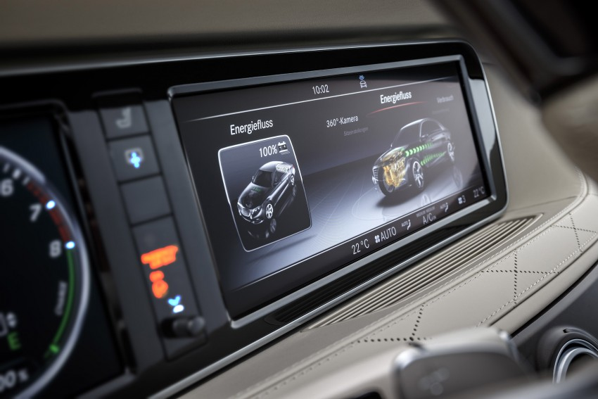 DRIVEN: W222 Mercedes-Benz S 500 Plug-in Hybrid Image #313269
