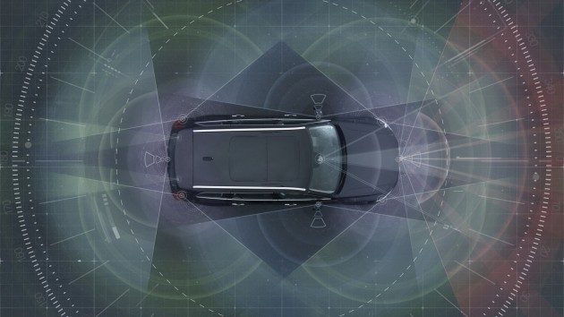 Autonomous drive technology – Complete system solution