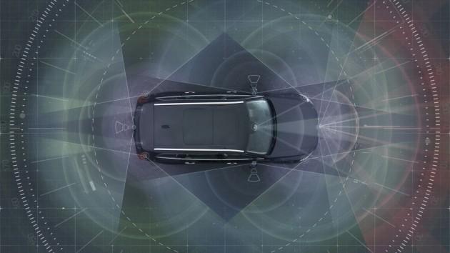 Autonomous drive technology – Complete system solution