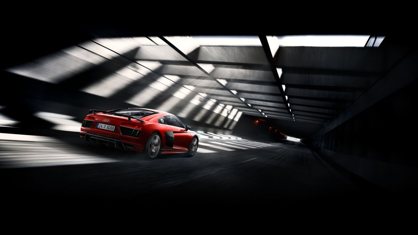 2016 Audi R8 revealed – V10 and S tronic only, 610 hp Image #314816