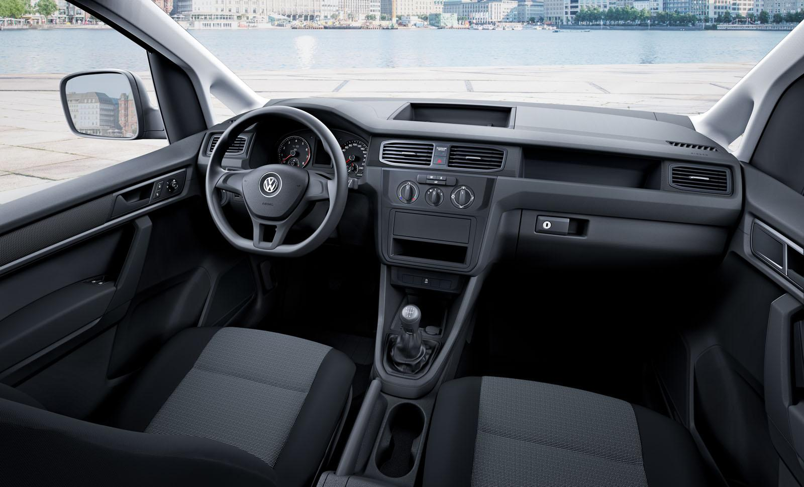 2015 Volkswagen Caddy New Looks Euro 6 Engines Paul Tan